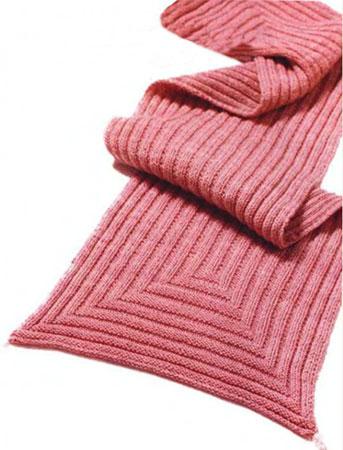 для вязания мужских шарфов