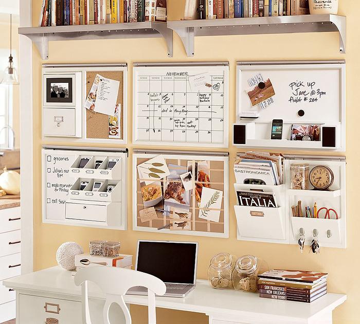 Домашний склад: 12 идей как красиво хранить разные мелочи.