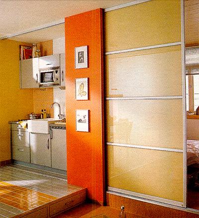 Фото дизайна обоев в квартире