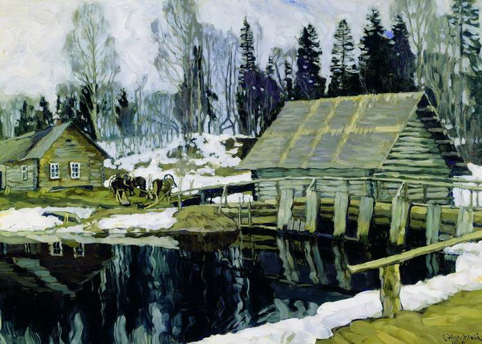 : советская живопись 20х годов, реферат ...: www.paintingtour.ru/mugchina-i-genshchina-v-givopisi.html