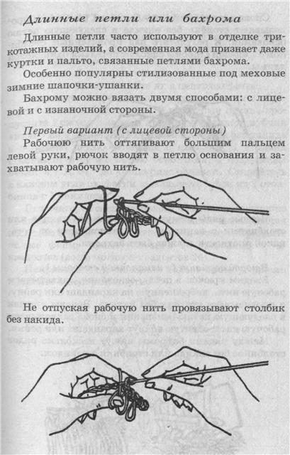 Как крючком связать вытянутые петли - Вытянутые Петли Крючком (Бахрома, Мех, Кудри) Амигурумик