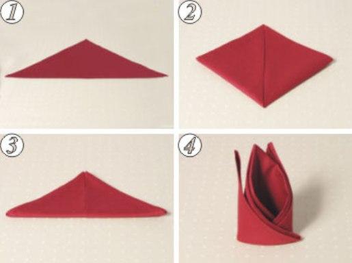 как красиво оформить салфетки бумажные к столу насилия стенах школы