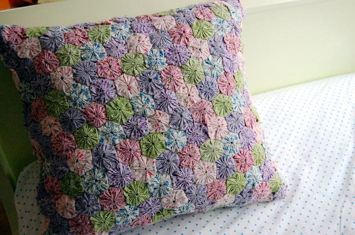 Наволочка для подушки своими руками фото