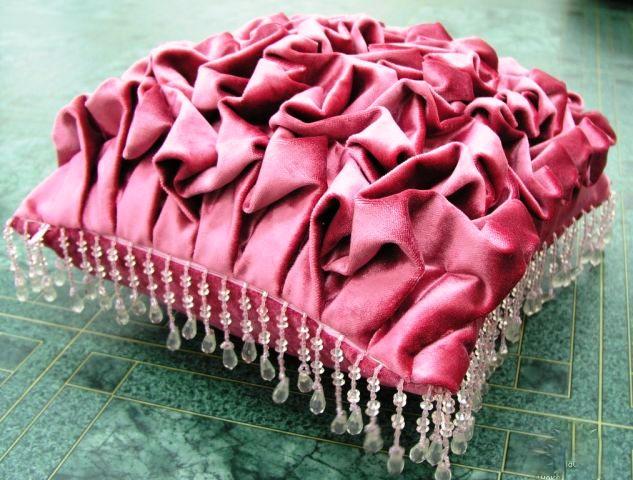 Буфы на подушках своими руками схемы