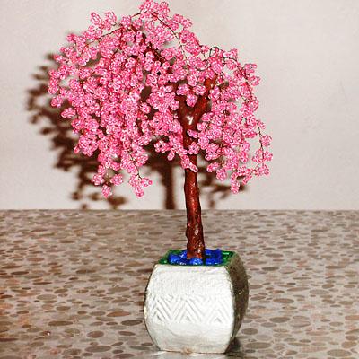 Дерево цветущая сакура 29 см. Подробнееhttp.