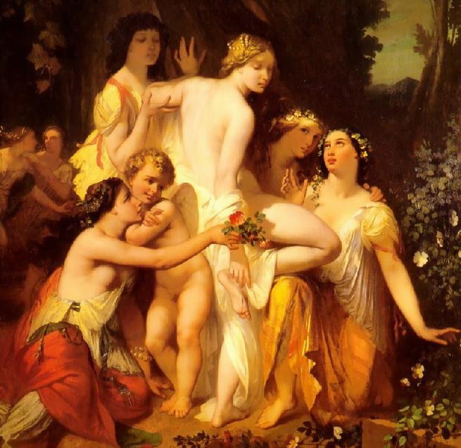 Рождение Венеры.
