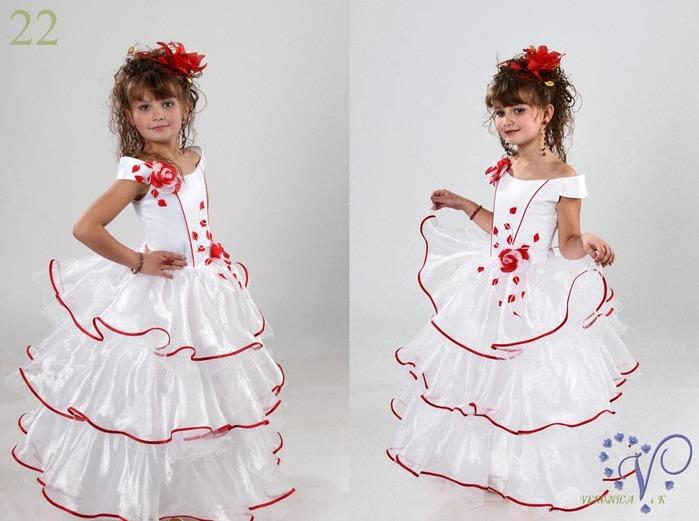 Простое новогоднее платье своими руками