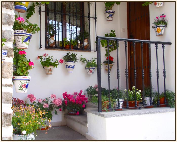 Идеи дизайна: балкон, патио2341 - дизайн квартир. ландшафт. .