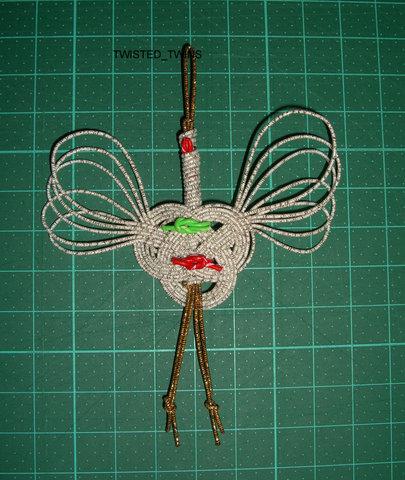 Knot crane tutorial crafts ideas crafts for kids for Crane tutorial