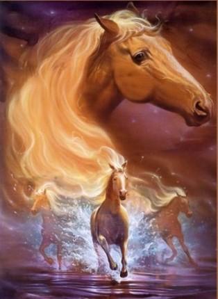 Борис слуцкий лошади в океане стих