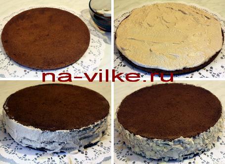 Как сделать бисквитную крошку для обсыпки торта - Astro-athena.Ru