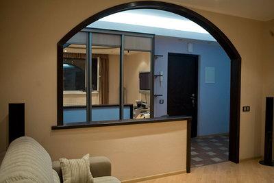Сейчас сделать арки в дверных проёмах старается практически все.  Независимо от стиля и...