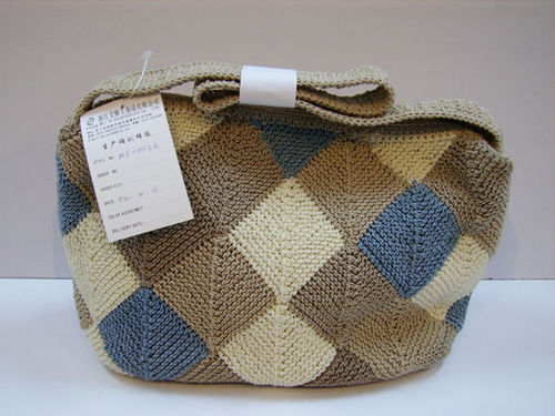 вязание сумок спицами со схемой - Выкройки одежды для детей и взрослых.