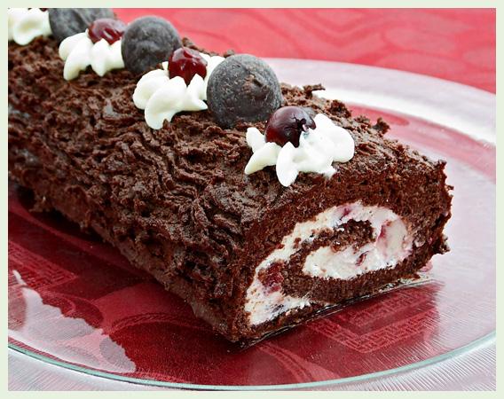 Шоколадный бисквит из белков рецепт 127