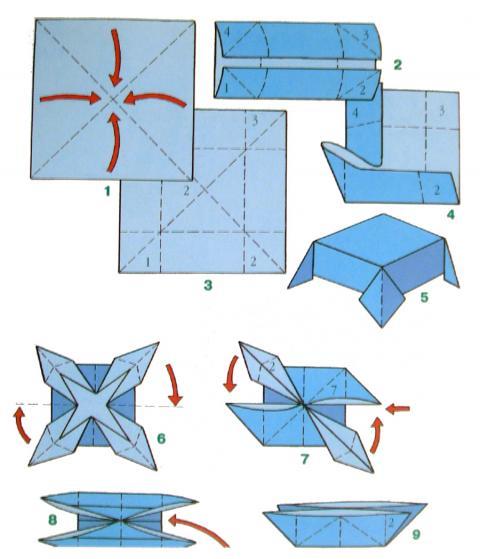 Оригами лодочка - все файлы доступные для скачивания