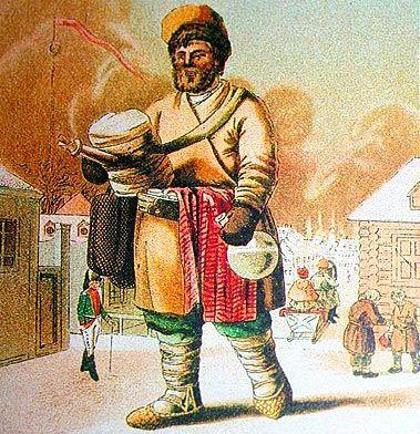 Древние русские напитки (сбитень, квас), оригинальны и...