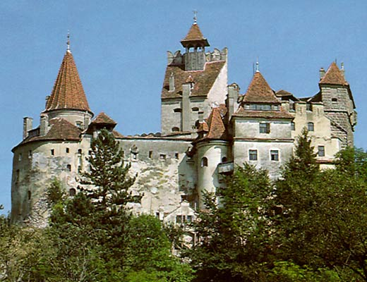 Замок Дракулы или Бран