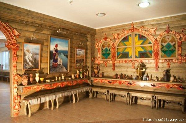 Русская культура как основа гармоничного развития