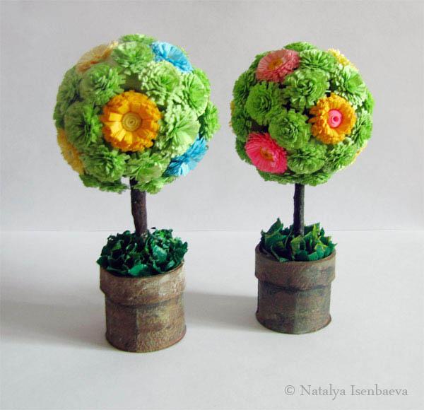 дерево поделка своими руками из природного материала