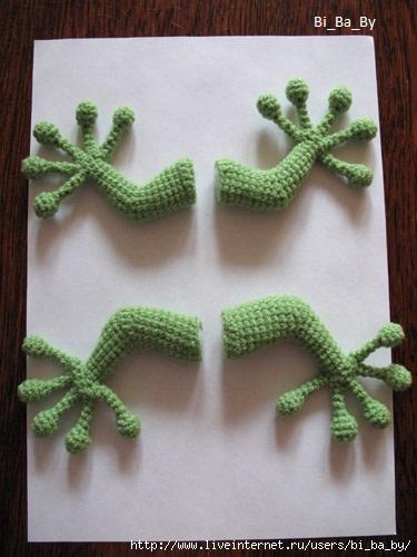 схемы пинеток крючком пошаговое вязание.