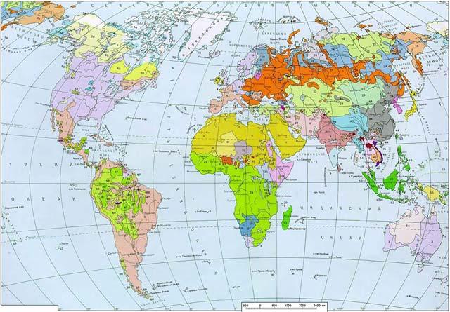 Спутниковая карта мира - бесплатная программа - BestFREE.ru.