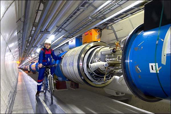 Длина ускорителя заряженный частиц