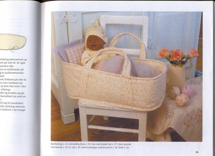 Сшить переноску для беби бон