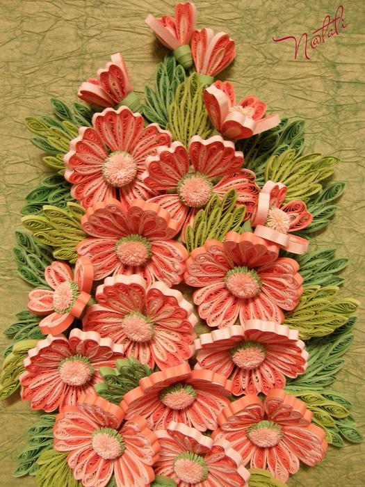 Paper quilling flowers tutorial mightylinksfo