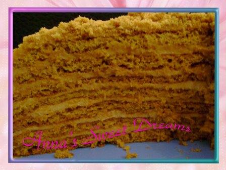 Торт лель пошаговый рецепт