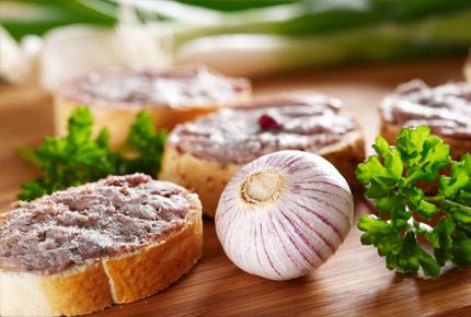 Рецепт: Еврейская закуска. .  А теперь о самом рецепте приготовления...
