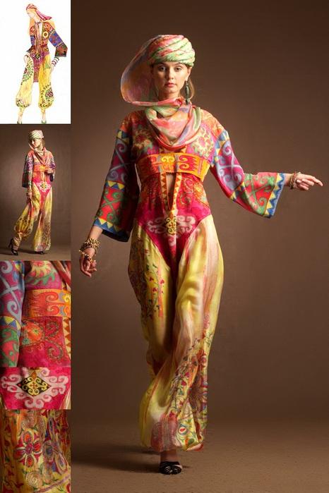 Одежда Восточных Женщин