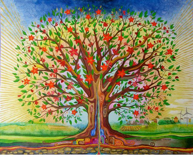 И это дерево считается деревом