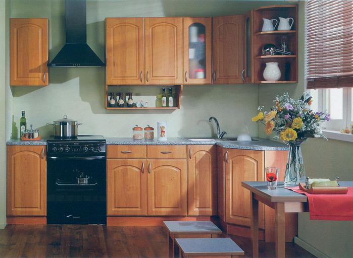 Кухонные гарнитуры 5