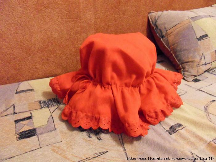 Как сшить костюм красной шапочки своими руками фото