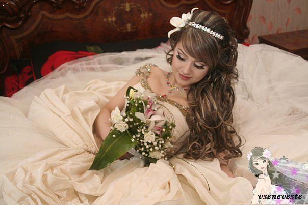 дагестанские свадебные прически все
