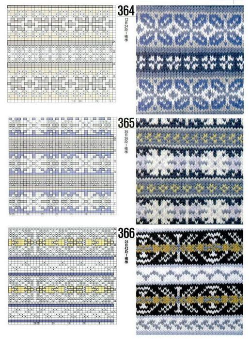 "Книга узоров спицами и крючком  ""Knitting patterns book 1000 """