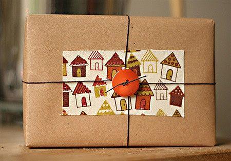 Упаковка для подарков своими руками схемы