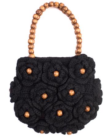 В этом осенне-зимнем периоде 2010/2011 будут в моде вязаные сумки.
