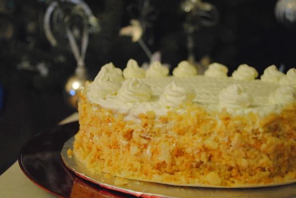 Торт записи с меткой торт записки на