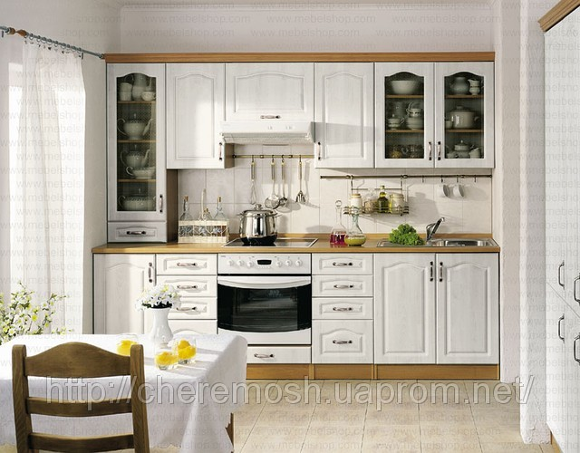 Уютная маленькая кухня фото 2