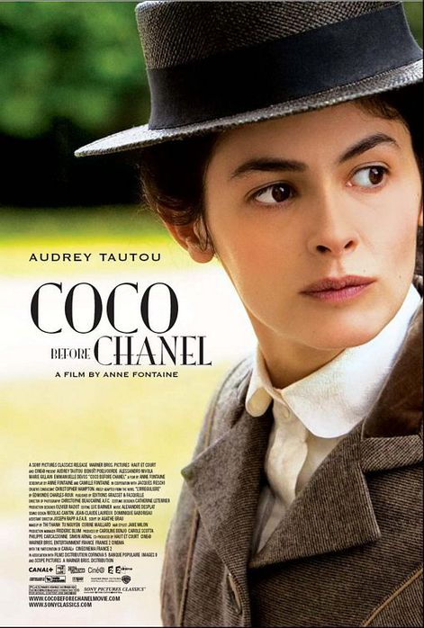Coco Chanel (2008) Watch Online Free - MovieFlixter