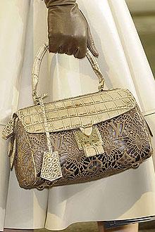 Модные тренды сумок осени 2010.