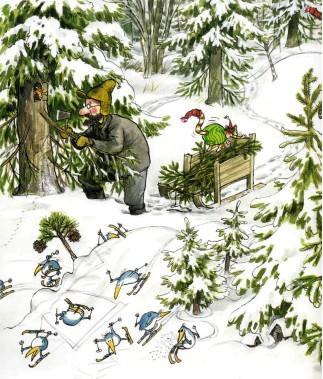 Стихи в гости к вам пришла зима