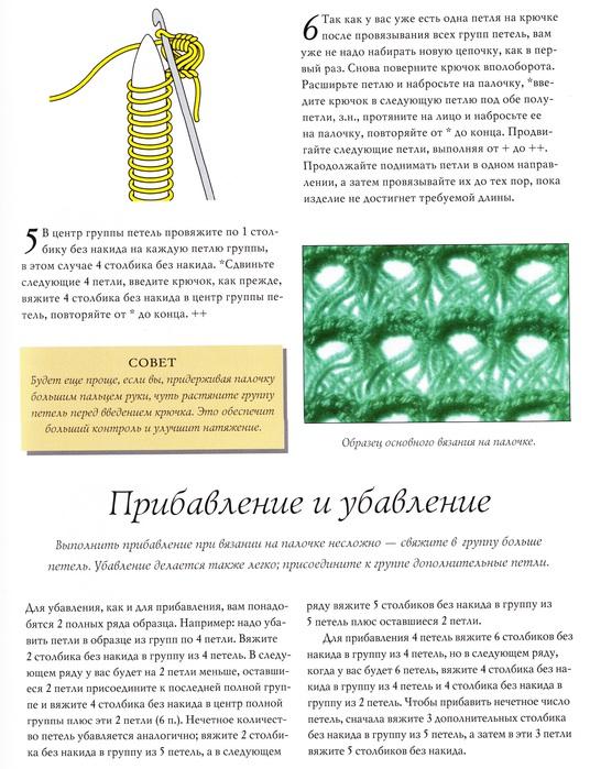 Перуанское вязание схемы крючком 28