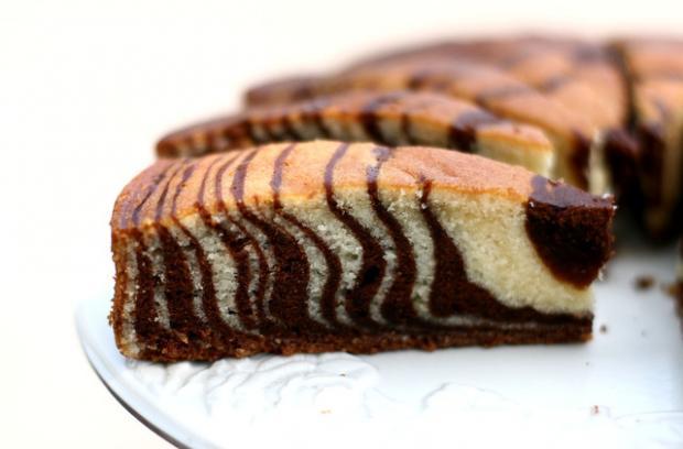 Торт зебра рецепт фото торта