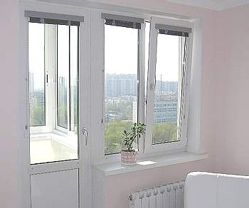 Пластиковые окна КБЕ: тишина и уют вашего дома