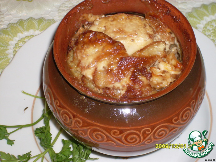 Вкусный ужин в горшочках рецепты с фото