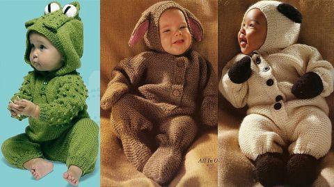 Вязание детской одежды на заказ- прекрасная возможность одеть Вашего...
