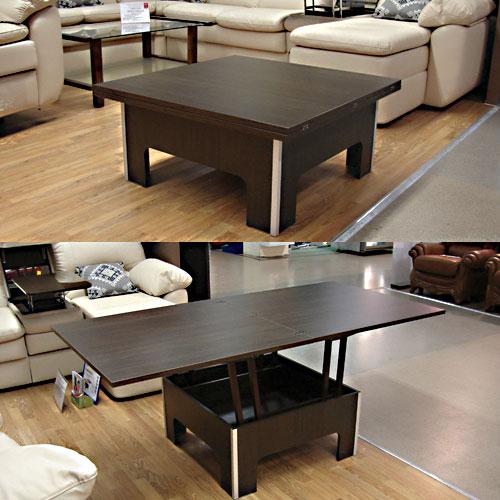 заказ мебели стол трансформер журнальный