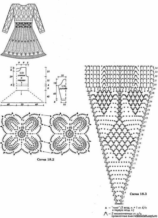 Оригинальные Схемы Вязания